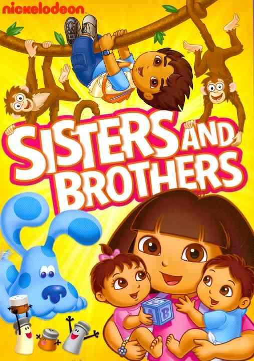 NICKELODEON FAVORITES:SISTERS AND BRO (DVD)