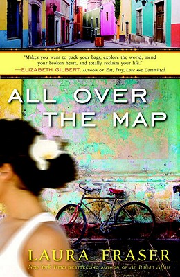 All over the Map By Fraser, Laura