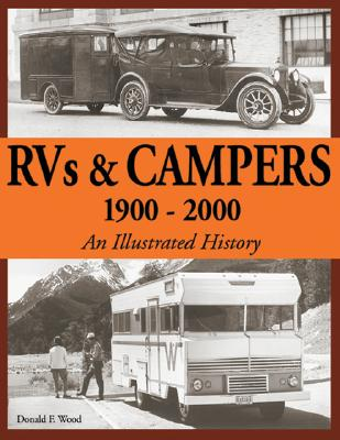 Rvs and Campers By Wood, Donald F.